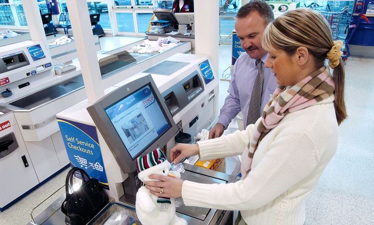 Abandon shop! Self-service tills driving customers away: Third have walked out of store because of bad experience
