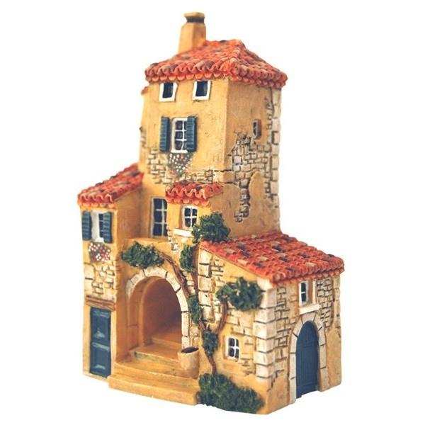 Oltre 25 fantastiche idee su case del villaggio su for Casetta con avvolgente portico
