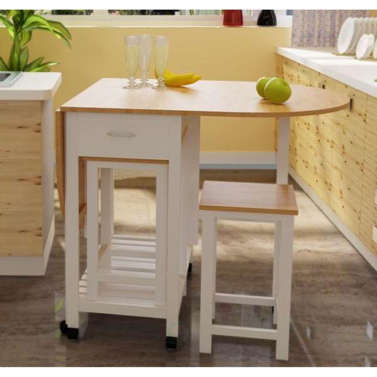 Kitchen Island Furniture Piece: Best 25+ Kitchen Island Table Ideas On Pinterest