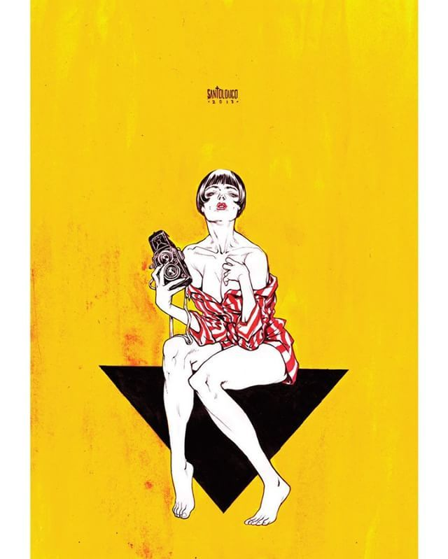 """""""She was made for untidy rooms and rumpled beds."""" ― A.McCall Smith ❇  Guido Crepax  #art #comicstrip #surreal #instaart #sensuality #woman #muse"""