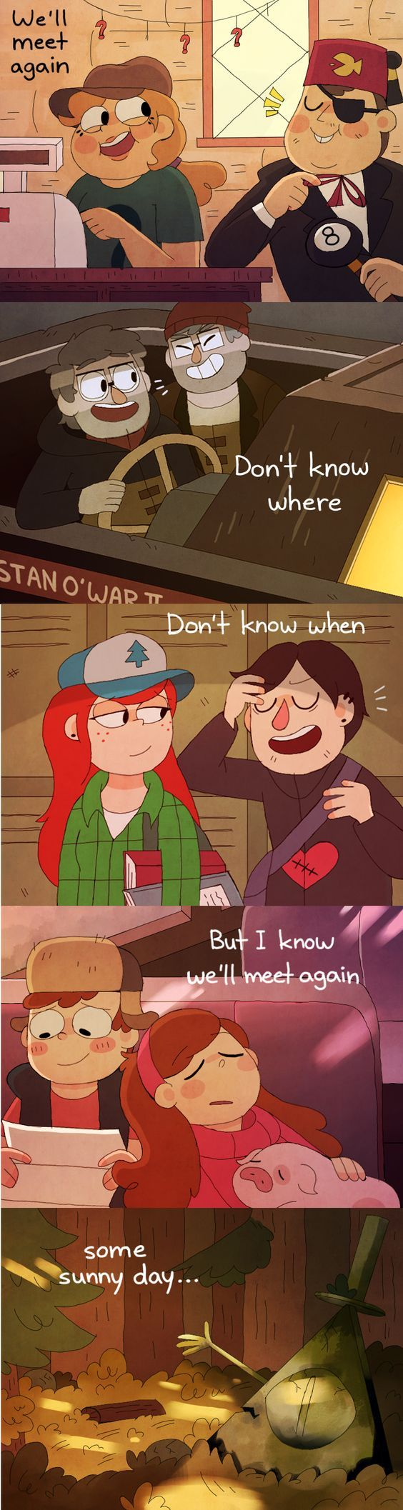 Goodbye Gravity Falls (via awgeezitsthetoiletnator: