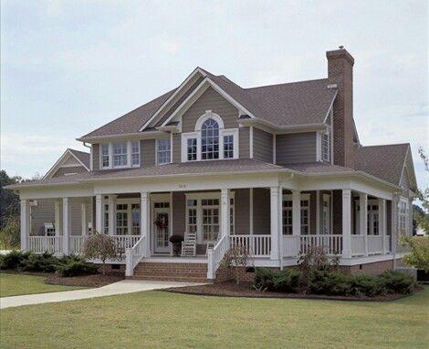 Beautiful porch.