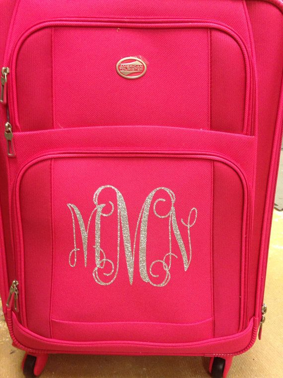 Best 25  Personalized luggage ideas on Pinterest | Leather luggage ...