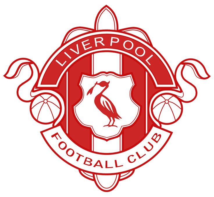 Liverpool F.C Club Crest 1960s