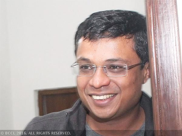 Sachin Bansal admits he was replaced due to performance - The Economic Times