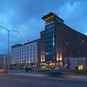 Radisson Blu Seaside Hotel, Helsinki - very close to Accenture Office, walking downtown 10 min, breakfast 1/5 pts  ★★☆☆☆