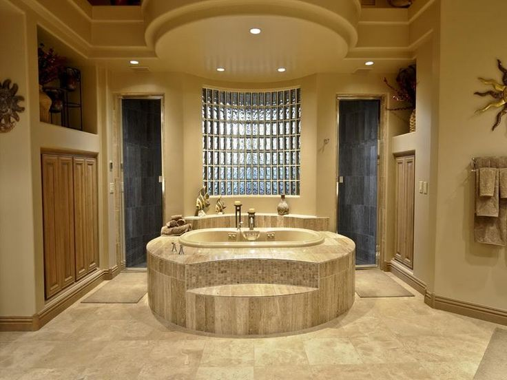 119 Best Master Bathrooms Images On Pinterest