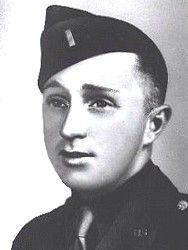 Valor awards for 1LT Robert T. Waugh (abt 1919-1944) US Army. Medal of Honor (posthumously) for conspicuous gallantry and intrepidity at the risk of life above and beyond the call of duty on May 11-14, 1944....in action with the enemy at Tremensucli, Italy. He was later killed in action in Itri, Italy, while leading his platoon in an attack.