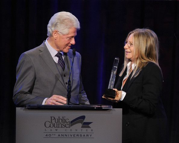 Barbra Streisand Photos - Public Counsel's William O. Douglas Dinner - Inside - Zimbio