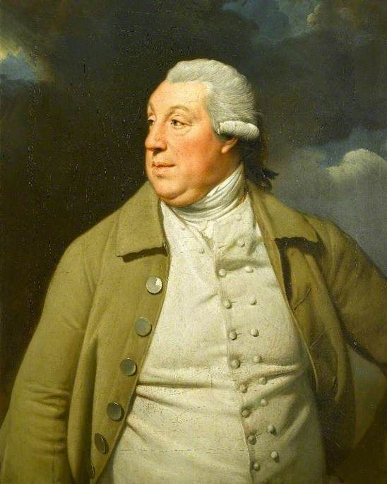 The Athenaeum - Jacob Wilkinson, a Governor of the East India Company (Johann Zoffany - )