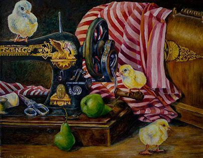 """Check out new work on my @Behance portfolio: """"Ой, не шей ты, матушка, мне красный сарафан."""" http://be.net/gallery/41060633/oj-ne-shej-ty-matushka-mne-krasnyj-sarafan"""