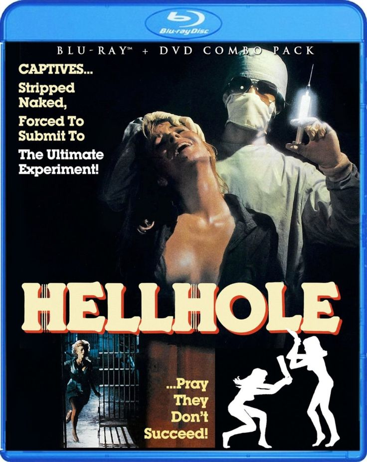Hellhole and The Boy Who Cried Werewolf Available on Blu