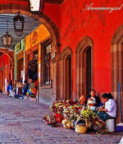 San Miguel de Allende Guanajuato #Mexico