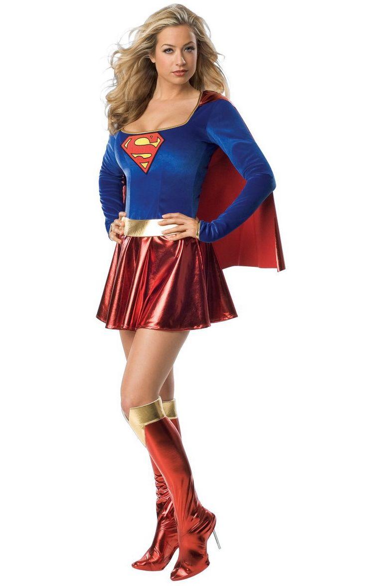 Resultado de imagen para disfraces de superman para mujer