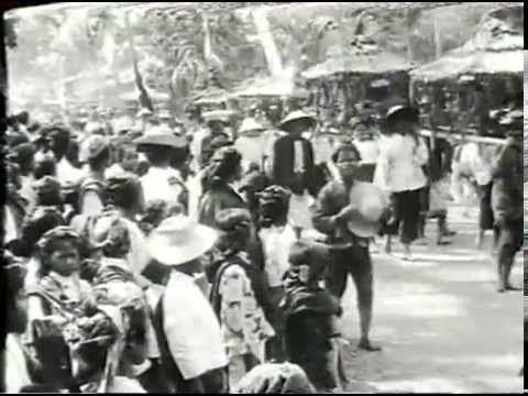 Nederlandsch Indië (1910 - 1915) -- Batavia en Parijs van Java (Bandoeng) - Nusantara Tempo Doeloe)
