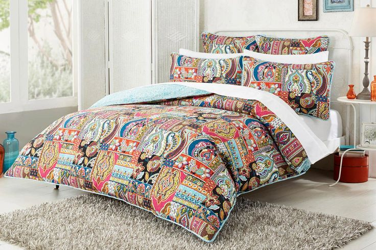 CONSTANTINOPLE , Quilt Covers , Bed