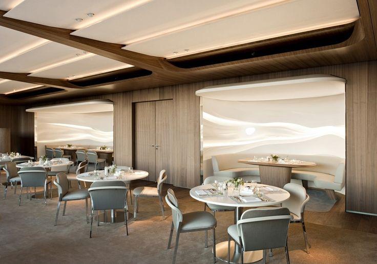 Dachgarten - Bayerischer Hof hotel | Jouin Manku