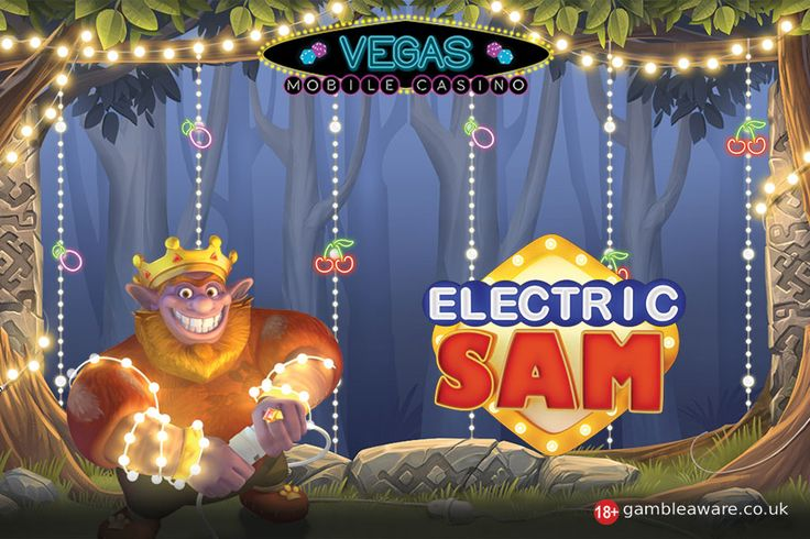 Big bright wins on Electric Sam #online #casinoslots at Vegas Mobile Casino. Join now, get 100% welcome package up to £1000 and #play now