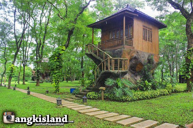 JustFun,Play,andKidd: Rumah Pohon Taman Buah Mekar Sari