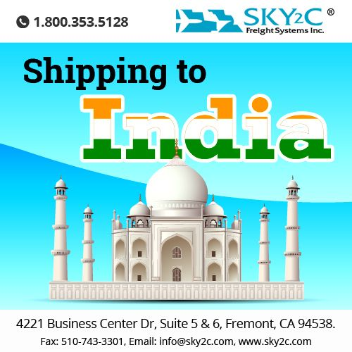 Sky2c Freight Systems is best Freight Shipping Company that provides service of #Shipping, #Moving & #Relocation for those who want to relocate from USA to India. Sky2c offers wide range of services like warehousing, trucking, consolidation, door to door delivery & pickup services.