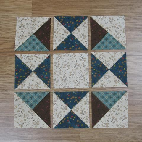 How to Sew the Traditional Mystery Flower Garden Quilt Block – Blokkok 6