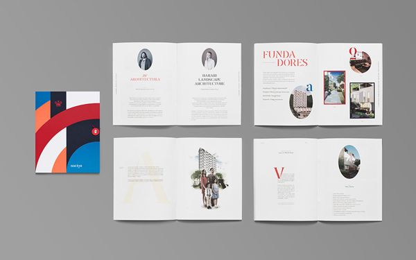 Editorial Layouts on Behance