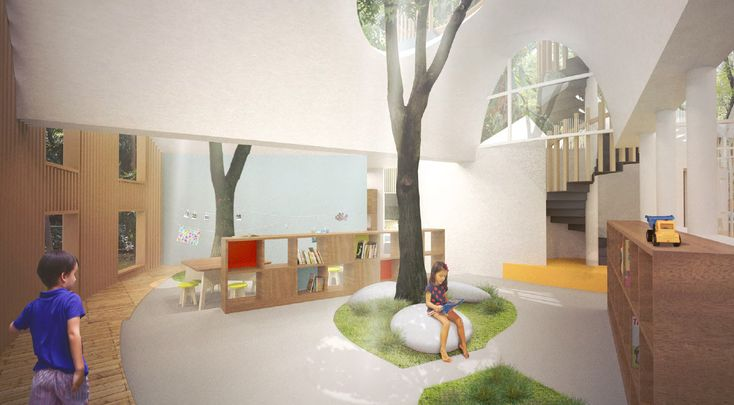 childcare centres design - Google Search
