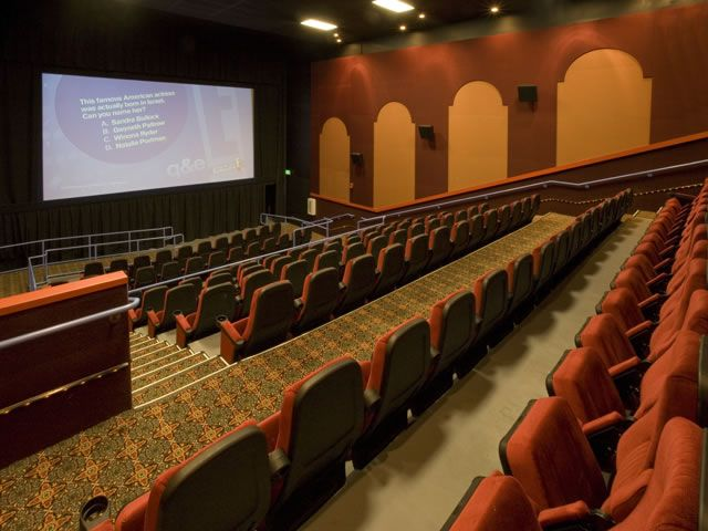 Movie dinner theater massachusetts