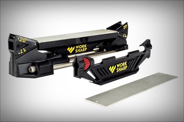 Work Sharp Guided blade Sharpening System is truly extraordinary. It is cool Guided Sharpening System. It has Pivot response. It can be locked-out by creating a traditional sharpening surface for blades.