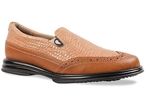 Womens Golf Shoes Fashion | Sandbaggers Vanessa Womens Golf Shoe Butterscotch 8 12 *** You can find out more details at the link of the image. Note:It is Affiliate Link to Amazon.