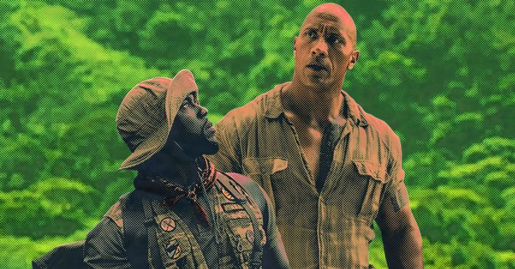 Psst: The Jumanji Movie Is a Huge Box-Office Success