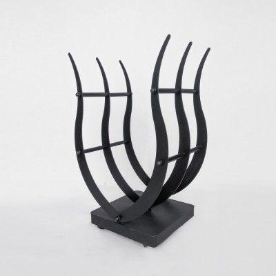 Ferrus- mobilne stojaki i wózki na drewno kominkowe | Mobilne stojaki na drewno o szerokości od 50 do 60 cm