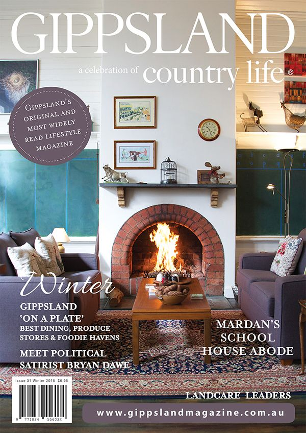 The Winter Gippsland Country Life magazine is out now! Buy it online or subscribe!