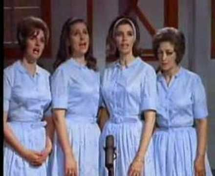 Johnny Cash/The Carter Sisters; Were You There (1960)...My mom & I loved listening to The Carter Sisters' records many years ago <3
