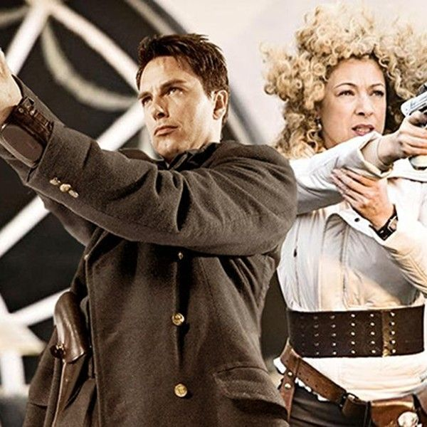 Alex Kingston wants a River Song/Captain Jack Harkness episode in Doctor Who