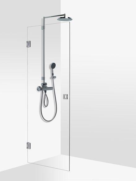 Vetro 512 kääntyvä suihkuseinä, erikoismitat. 449€