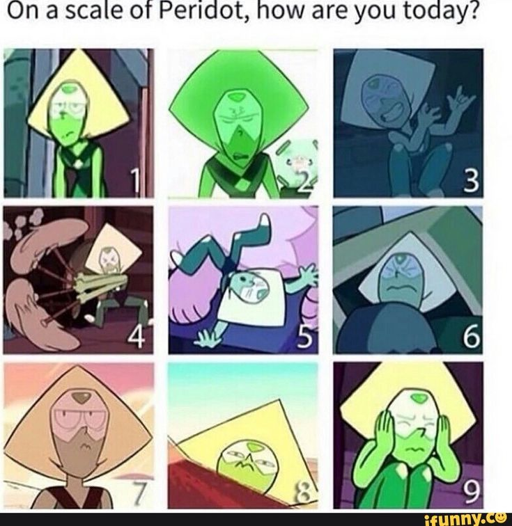 LOL!!! :) Steven Universe, Peridot