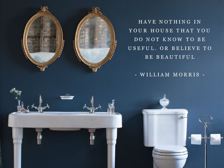 How do you like this William Morris quote!?