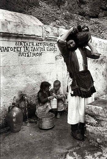 Costantinos Manos ,Greece at 60's. - Δεκαετία 60 φωτό Κωστ. Μάνος.