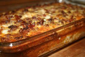Deep South Dish: Speedy Sausage and Hash Brown Breakfast Casserole