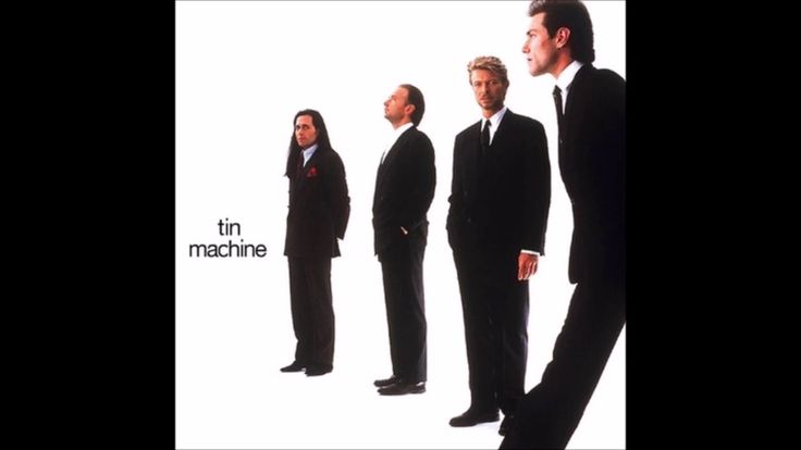 Tin Machine (Full Album) HQ