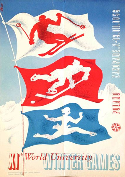 XIth World University Winter Games (1956)