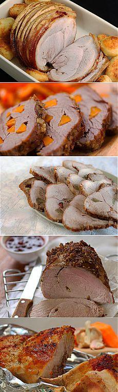 Пасхальные рецепты: ТОП-5 домашней буженины - Рецепты. Кулинарные рецепты блюд с фото - рецепты салатов, первые и вторые блюда, рецепты выпечки, десерты и закуски - IVONA - bigmir)net - IVONA - bigmir)net