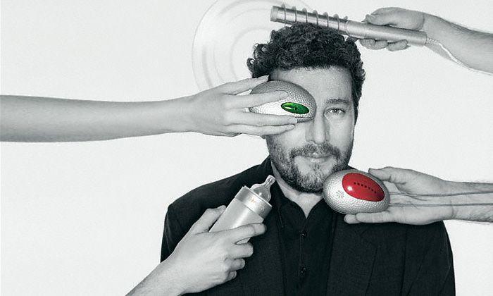 Francouzský designér Philippe Starck slaví šedesát