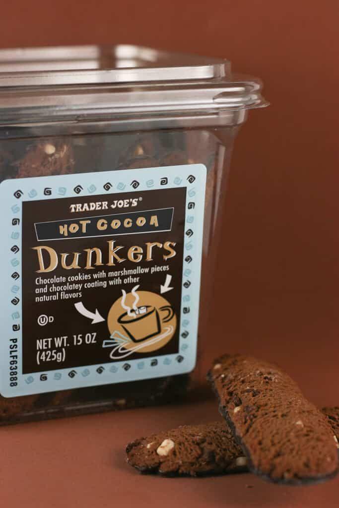 trader joe s hot cocoa dunkers trader joes hot cocoa best trader joes products hot cocoa dunkers trader joes