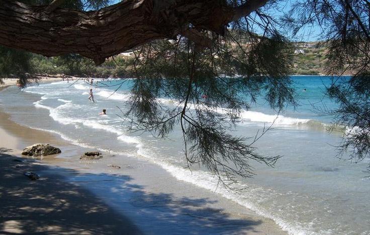 Kini beach #syros