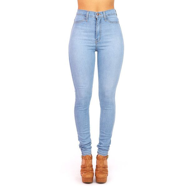 25  best ideas about High Waist Skinny Jeans on Pinterest | Law ...