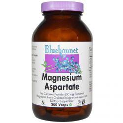 Bluebonnet Nutrition, Magnesium Aspartate, 200 Vcaps