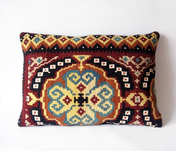 Kilim Rustic modern Bohemian throw pillow Antique geometric Hand Woven Pillow Cover wool vintage handwoven turkish kilim pillow case: Antiques Geometric, Kilim Pillows, Modern Bohemian, Kilim Rustic, 20 Kilim, Pillows Antiques, Throw Pillows, Rustic Modern, Bohemian Throw