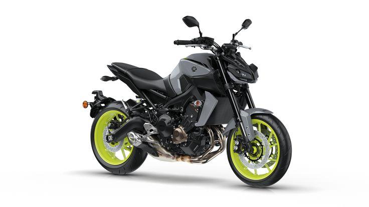 Yamaha MT-09 '2017